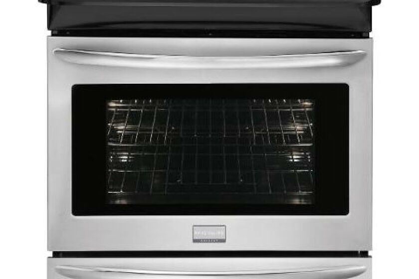 "Frigidaire 30"" Slide-In Stainless Steel Dual Fuel Range - FGDS3065PF"
