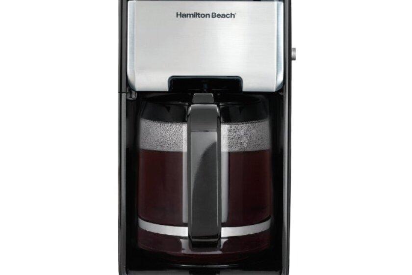 Hamilton Beach 46201 12 Cup Digital Coffeemaker