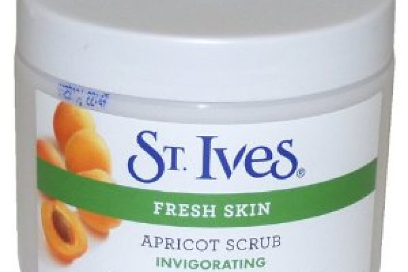 St. Ives Fresh Skin Invigorating Apricot Scrub