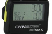 Gymboss miniMAX Interval Timer and Stopwatch