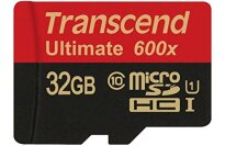 Transcend 32GB microSDHC Class 10 UHS-I Ultimate 600x Card