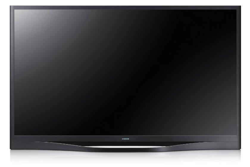 Samsung PN64F8500 64-Inch 1080p 600Hz 3D Smart Plasma HDTV