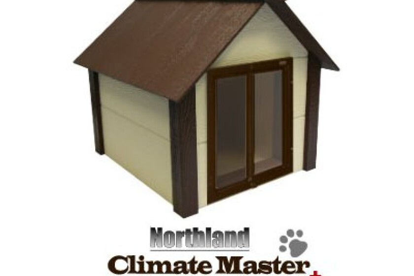 Climate Master Plus Large Dog House
