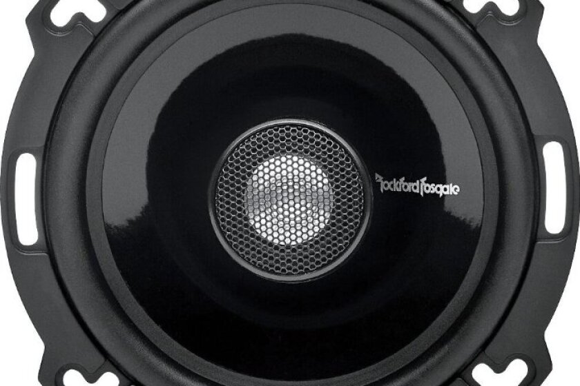 Rockford Fosgate T165 Power 6.5-Inch 2-way Coaxial Full-Range Speaker