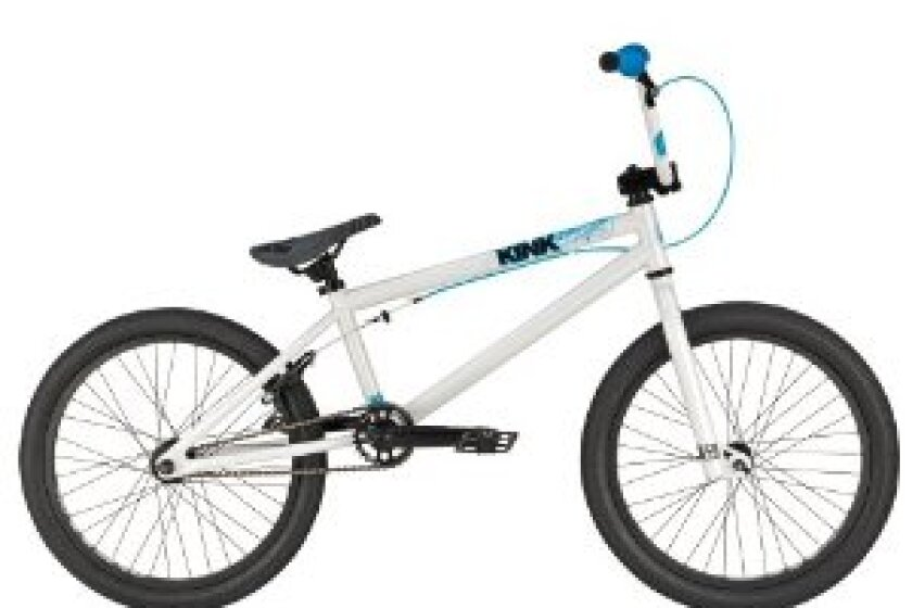 "Kink Curb 20"" BMX Bike"