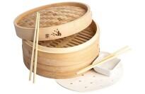 best Prime home bamboo steamer basket
