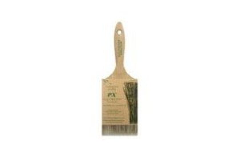 Gam Paint Brushes PX02835 3-Inch Eco-Friendly Angle Wall Brush