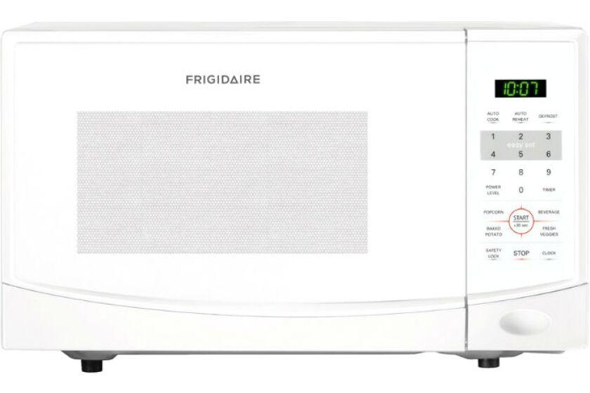 Frigidaire FFCM0934LW 900 Watt Countertop Microwave Oven