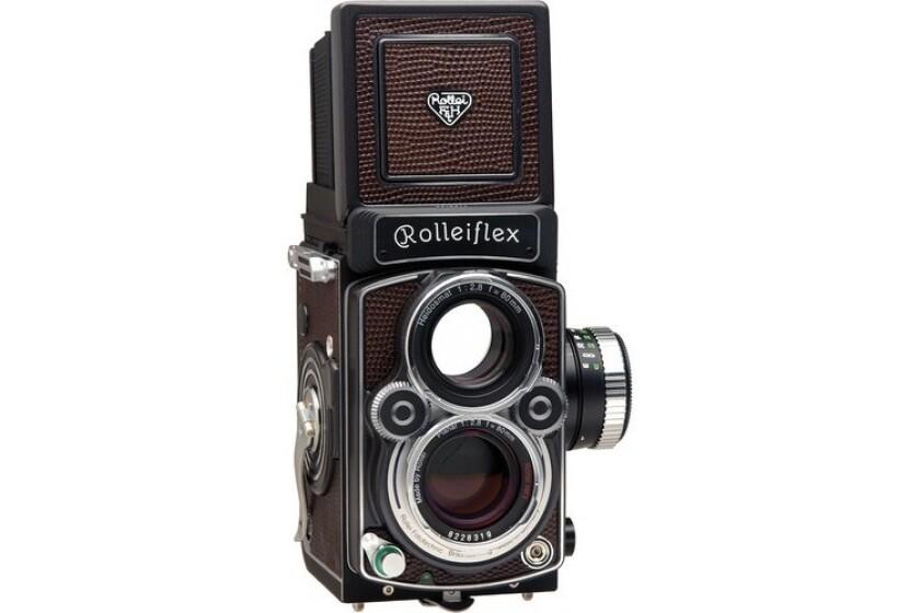 best Rolleiflex 2.8 FX Medium Format Twin Lens Reflex Camera