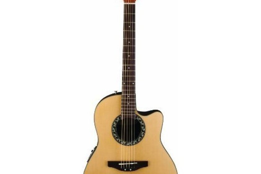 Applause by Ovation AB24-4 Balladeer Acoustic-Electric Guitar
