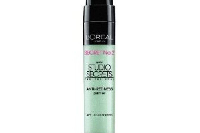 L'Oreal Paris Studio Secrets Professional Color Correcting Anti-Dull Skin Primer