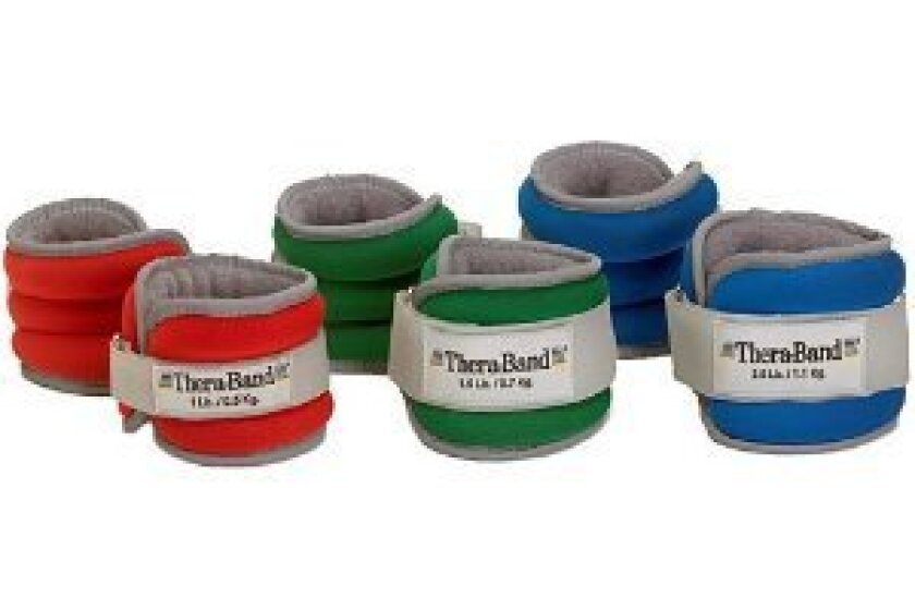 Thera-Band Comfort Fit Ankle/Wrist Cuff Weight Sets