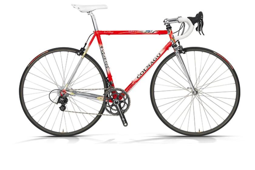 Colnago Master Steel Road Bike