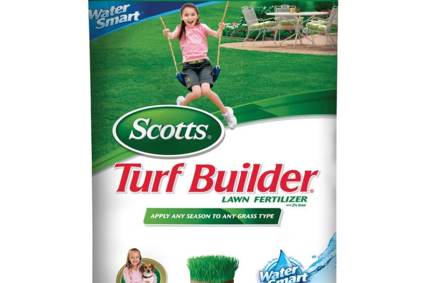 Scotts Turf Builder All Season Lawn Fertilizer