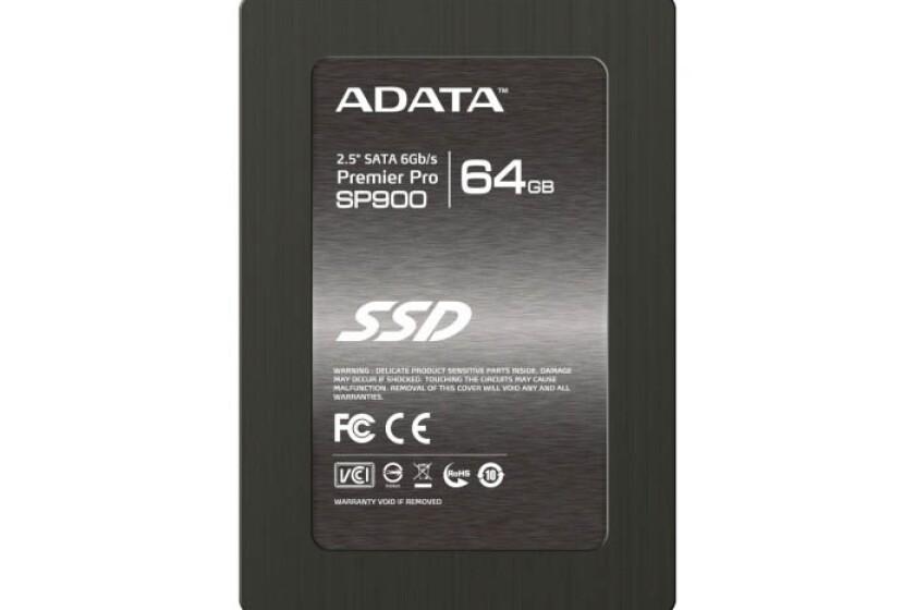 """ADATA Premier Pro SATA III 64GB 2.5"""" SSD"""