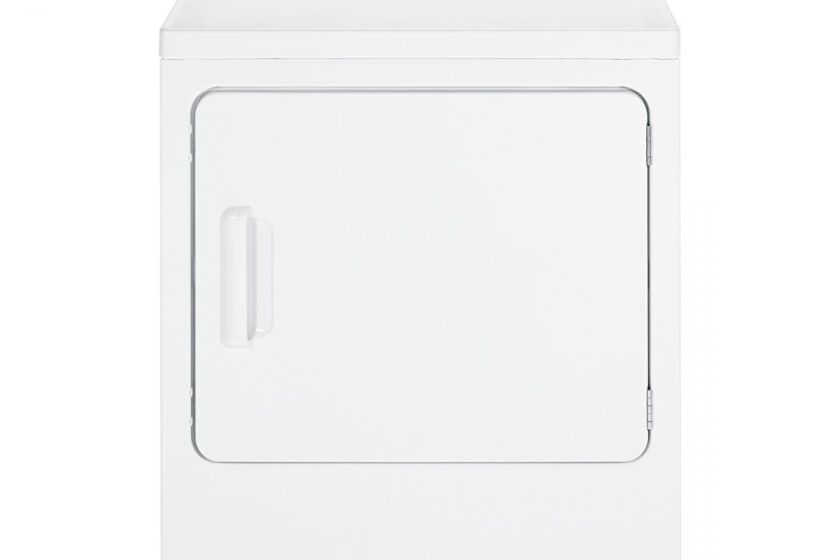 GE 7 Cu. Ft. White Electric Front Load Dryer - GTDP220EFWW