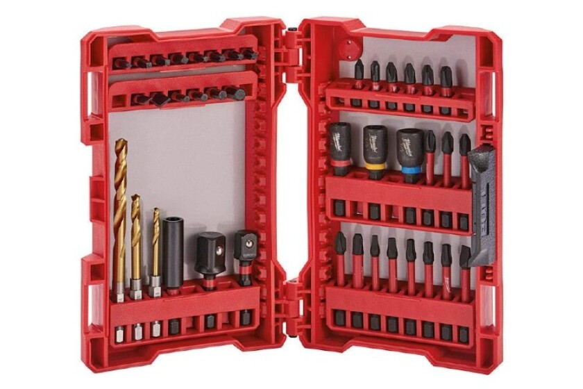 best impact quick change drill and drive set