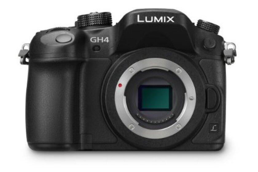 Panasonic LUMIX DMC-GH4KBODY 16.05MP Digital Single Lens Mirrorless Camera with 4K Cinematic Video