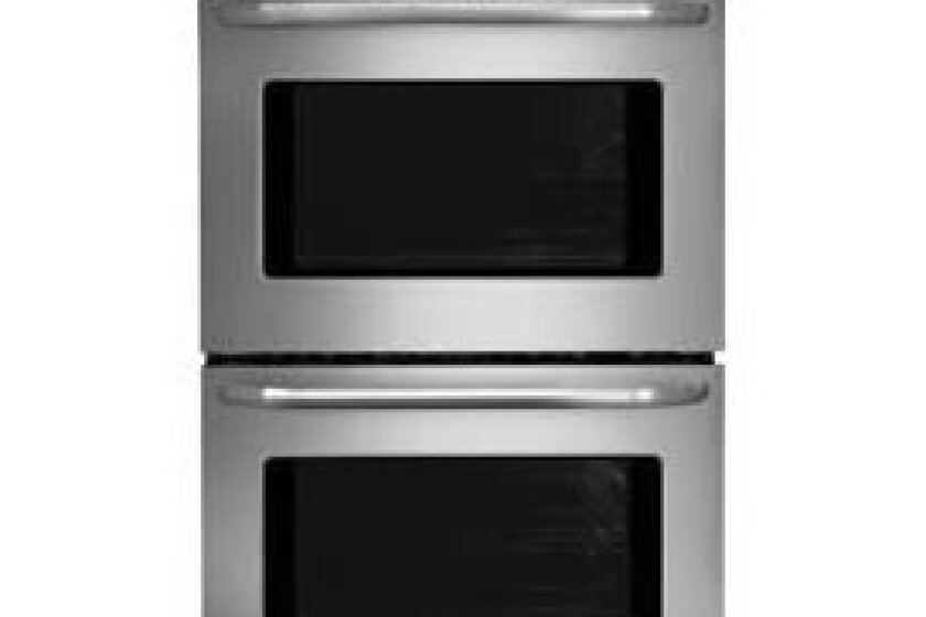 "Frigidaire 30"" Stainless Steel Electric Double Wall Oven - FFET3025PS"