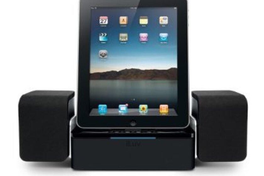 iLuv iMM747 Audio Cube Hi-Fidelity Speaker Dock