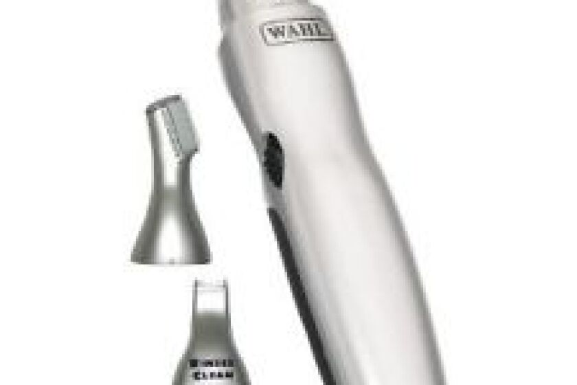 Wahl Ear, Nose and Brow Trimmer 5545-400