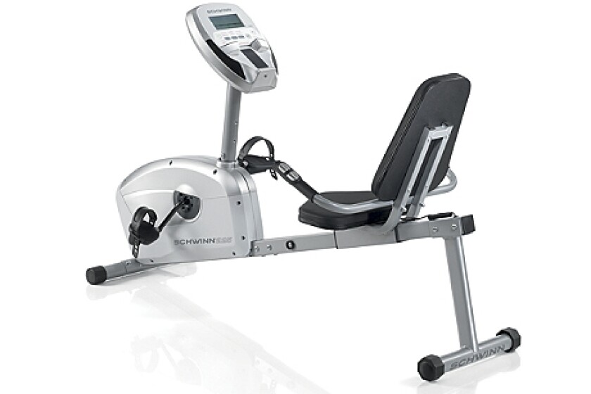 Schwinn A25 Recumbant Excercise Bike