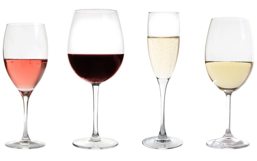 Different Types of Wine Explained