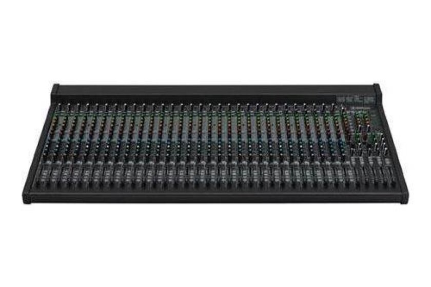 Mackie VLZ4 Series 3204VLZ4 32-Channel 4-Bus FX Mixer with USB