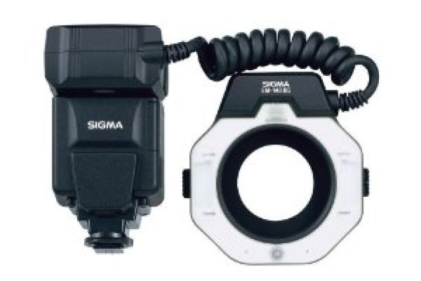 Sigma EM-140 DG Ring Flash