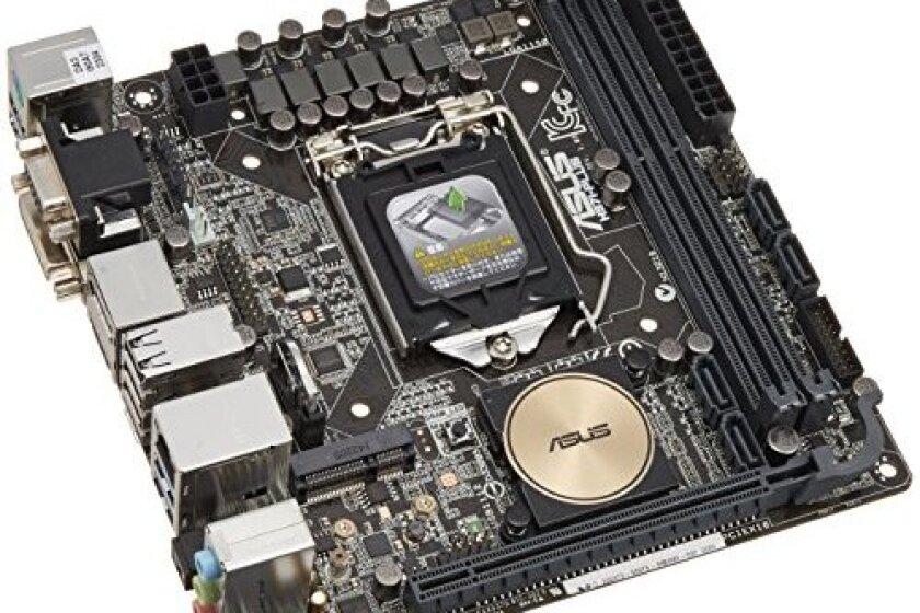 ASUS Mini ITX DDR3 Motherboard