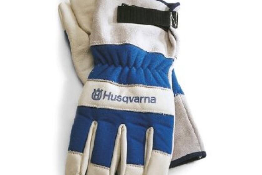 Husqvarna Heavy Duty Leather Work Gloves