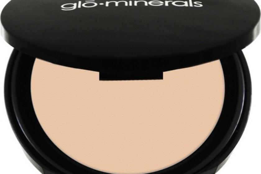 GloMinerals Pressed Base - Honey Light, 0.35 oz