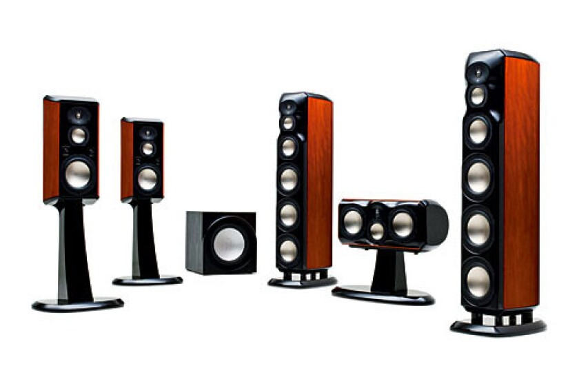 Revel Ultima 2 Home Theater Speakers