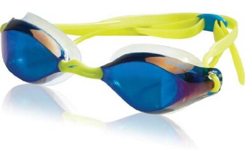 Speedo Liquid Charge Mirrored Goggle