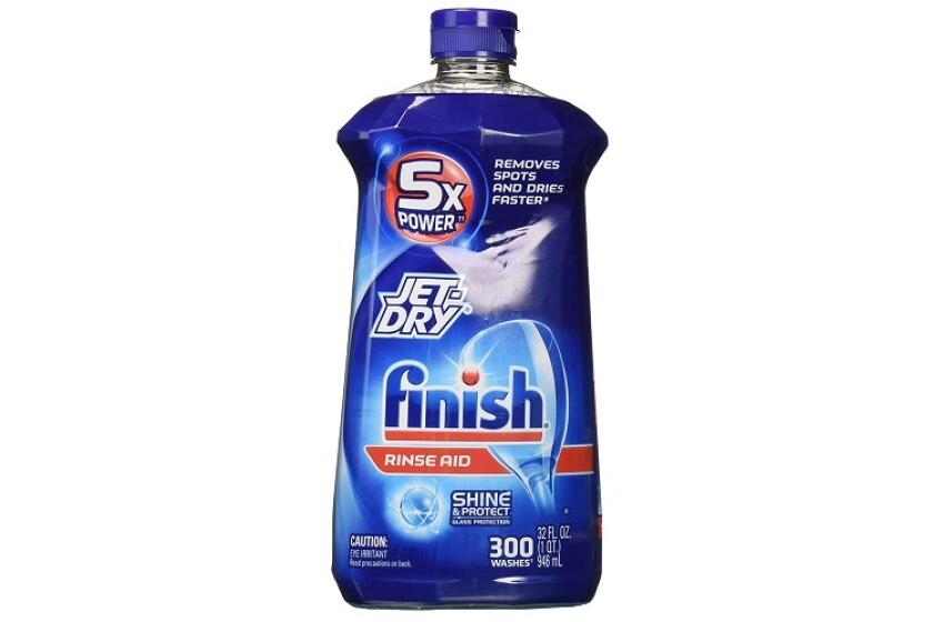 Finish Jet-Dry Dishwasher Rinse Aid