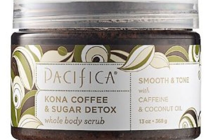 Kona Coffee & Sugar Detox Whole Body Scrub
