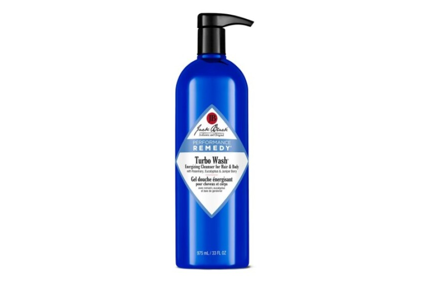 Jack Black Turbo Wash Energizing Cleanser for Hair and Body