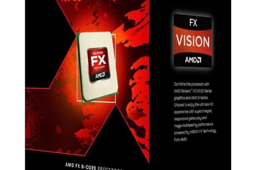 AMD FD9590FHHKWOF FX-9590 FX-Series 8-Core Black Edition