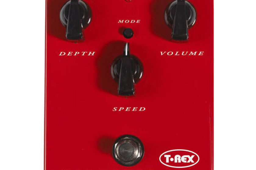 T Rex Tremster Classic Tremolo Pedal