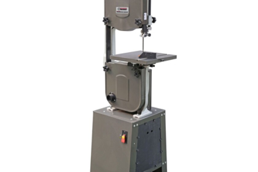Central Machinery 14 Inch Woodworking Band Saw