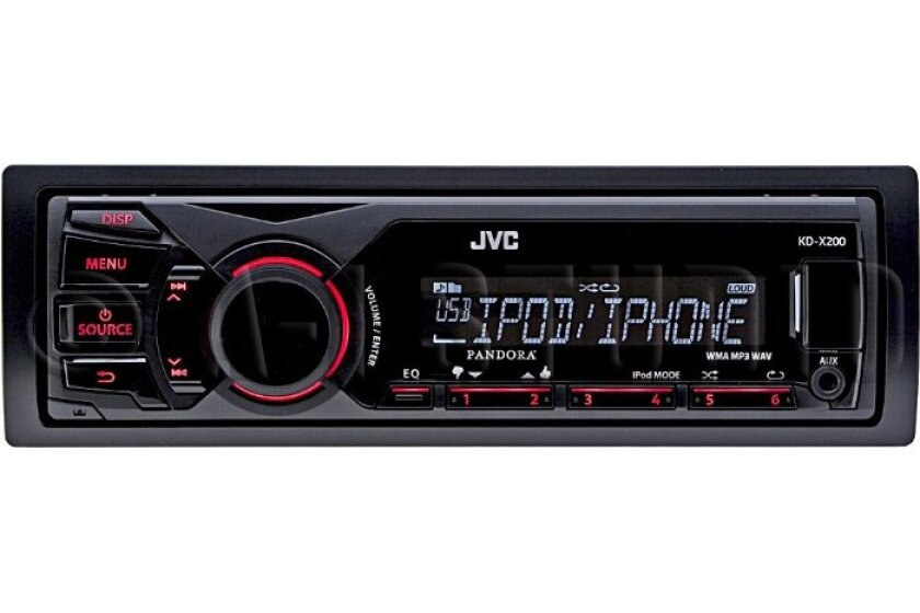 JVC KDX200 Digital Media Receiver