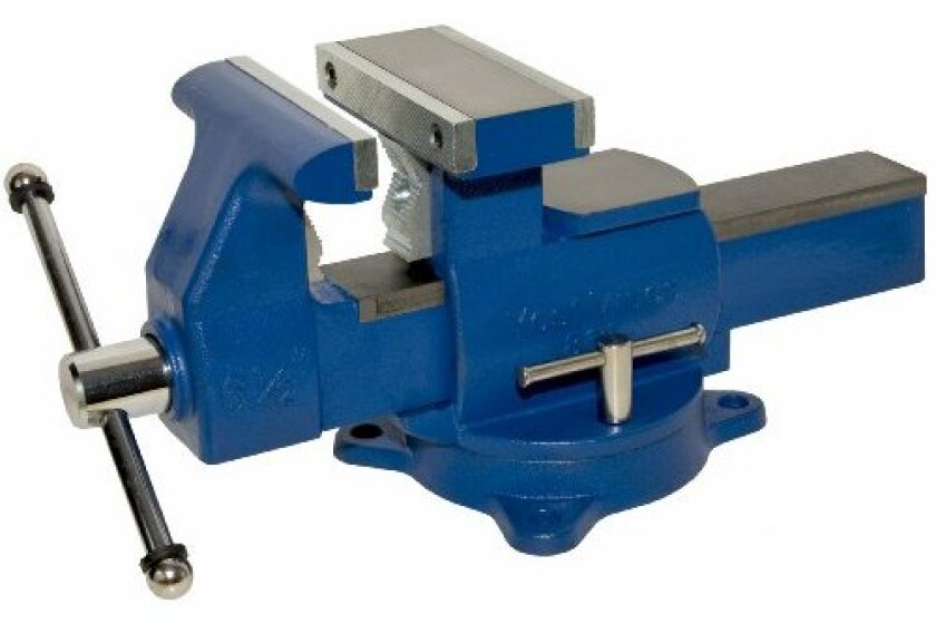 "Yost Vises 880-DI 8"" Multi-Purpose Reversible Combination Pipe and Bench Vise"