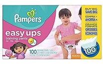best Pampers Easy Ups Training Pants