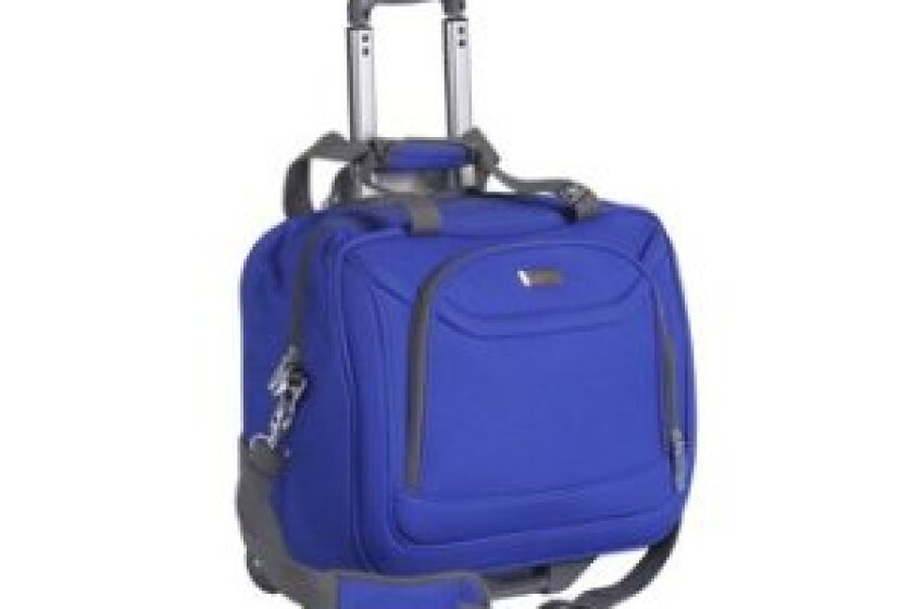 Delsey Helium Fusion Lite 2.0 Trolley Tote