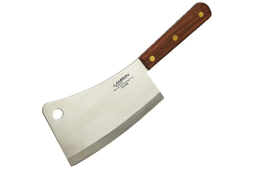 "best LamsonSharp Pro 33100 7"" Meat Cleaver"
