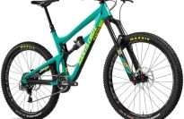 Santa Cruz Nomad Trail Mountain Bike