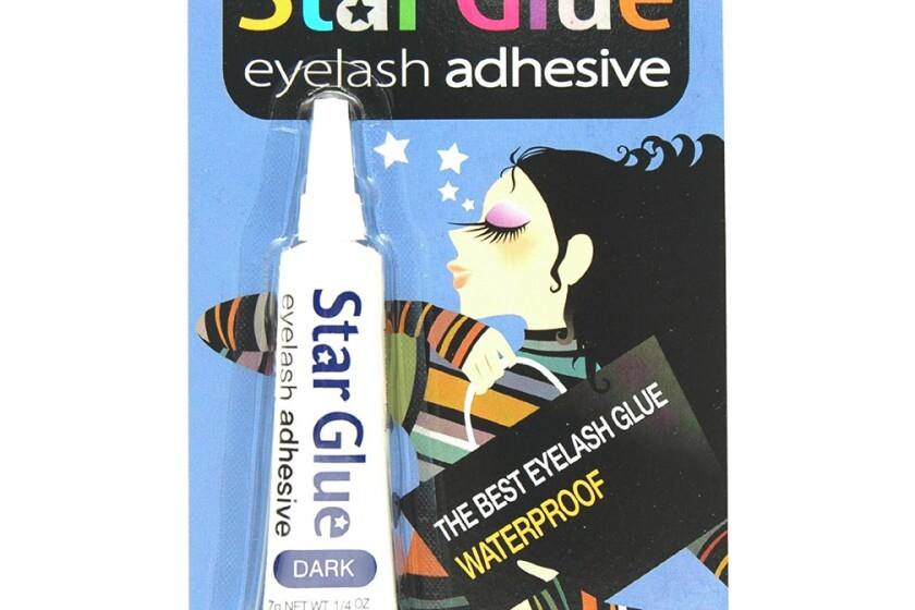 Star Eyelash Glue for Strip Lashes - Dark