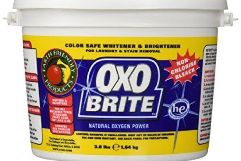 Earth Friendly - OXO Brite Color Safe Laundry Whitener & Brightener