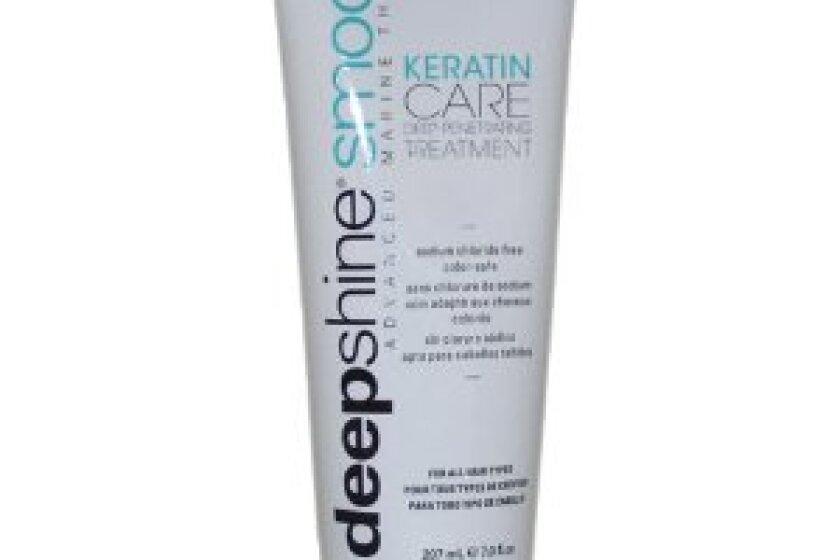 Rusk Deepshine Smooth Keratin Care Deep Penetrating Treatment