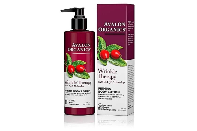 best Avalon Organics CoQ10 Ultimate Firming Body Lotion